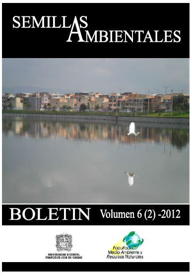 Ver Vol. 6 Núm. 2 (2012): Boletín Semillas Ambientales