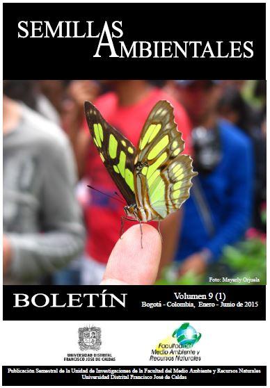 Ver Vol. 9 Núm. 1 (2015): Boletín Semillas Ambientales