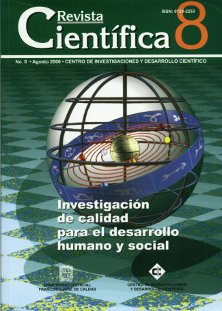 Ver Núm. 8 (2006): Enero-diciembre
