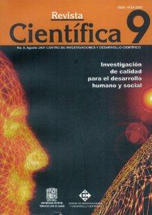 Ver Núm. 9 (2007): Enero-diciembre