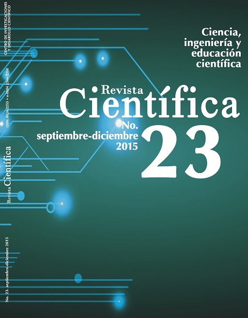 Ver Vol. 23 Núm. 3 (2015): sep-dic