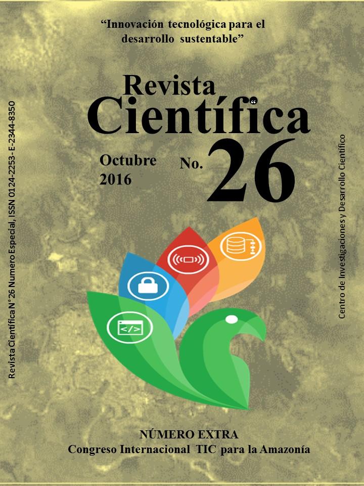 Ver Vol. 26 (2016): Número Especial