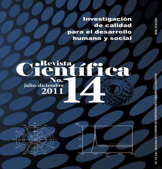 Ver Vol. 14 Núm. 2 (2011): junio- diciembre