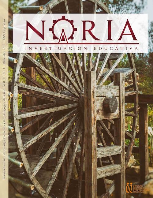 Ver Vol. 1 Núm. 1 (2017): Revista Noria - Investigación Educativa
