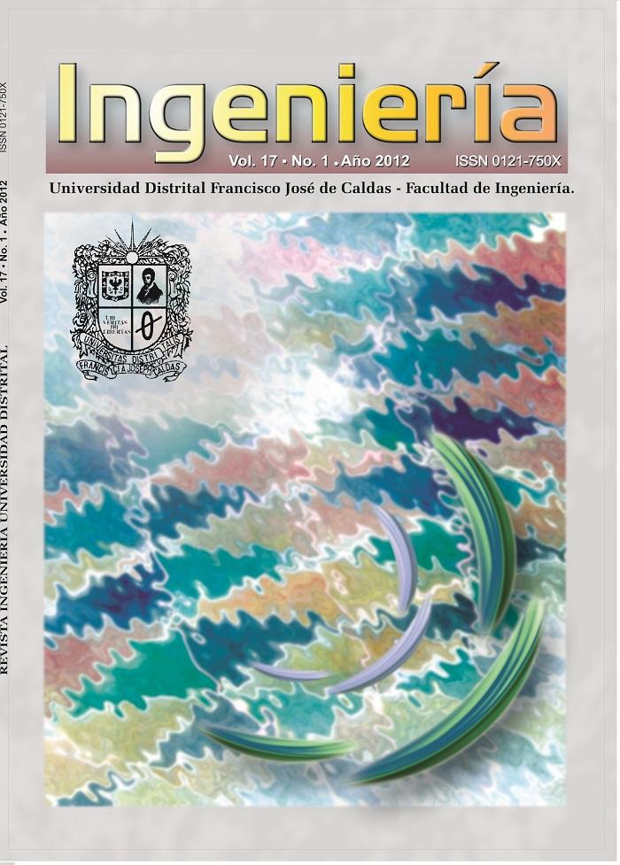 Ver Vol. 17 Núm. 1 (2012): Enero - Junio