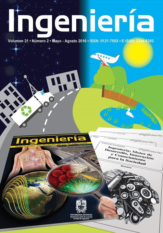 Revista INGENIERÍA 2016-II