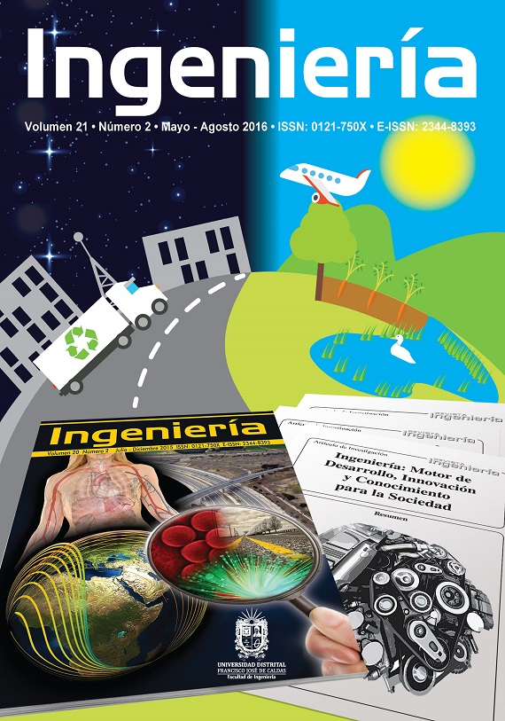 Revista INGENIERÍA 2016-II