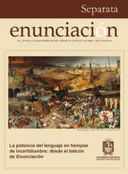 Ver Vol. 25 Núm. 2 (2020): La potencia del lenguaje en tiempos de incertidumbre. (Separata)