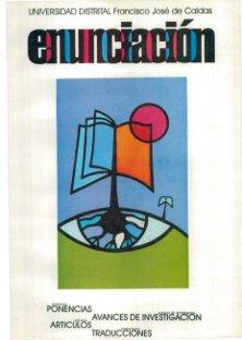Ver Vol. 1 Núm. 1 (1996): Conocimiento del lenguaje como proyecto humano, social y pedagógico