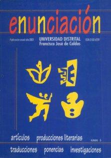 Ver Vol. 6 Núm. 1 (2001): El papel del lenguaje en los procesos de la representación, la interacción social y la recreación de la realidad