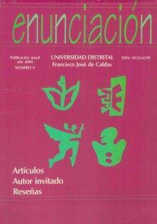 Ver Vol. 9 Núm. 1 (2004): Naturaleza del lenguaje