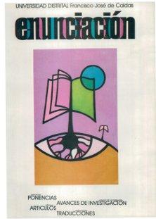 Ver Vol. 2 Núm. 1 (1997): Lenguaje y cultura