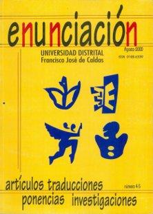 Ver Vol. 4 Núm. 1 (2000): Lenguaje y significación