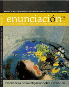 Ver Vol. 15 Núm. 2 (2010): Experiencias de investigación sobre evaluación (Jul-Dic)