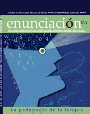 Ver Vol. 17 Núm. 1 (2012): Pedagogia de la Lengua (Ene-Jun)
