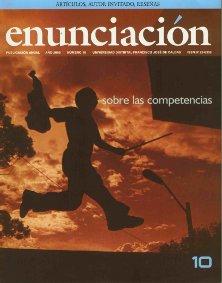 Ver Vol. 10 Núm. 1 (2005): Sobre las competencias