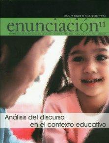 Ver Vol. 11 Núm. 1 (2006): Análisis del discurso en el contexto educativo
