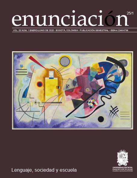 Ver Vol. 25 Núm. 1 (2020): Lenguaje, sociedad y escuela (Ene-Jun)