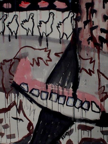 Fragmentos de ciudad. Oskar Romo