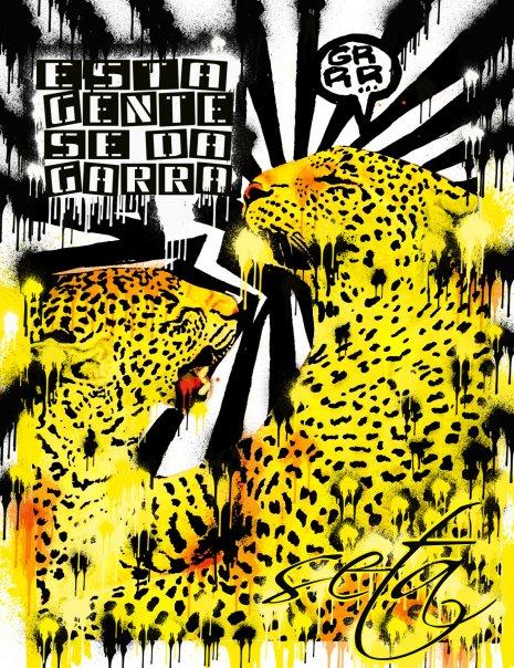 Jaguares, Seta fuerte, 2008