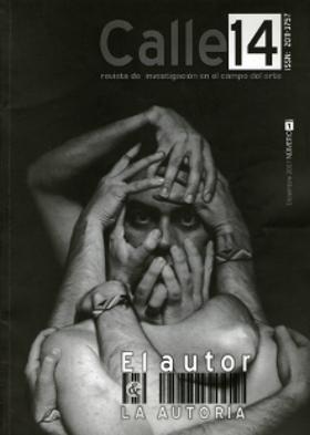 Ver Vol. 1 Núm. 1 (2007): El autor y la autoría