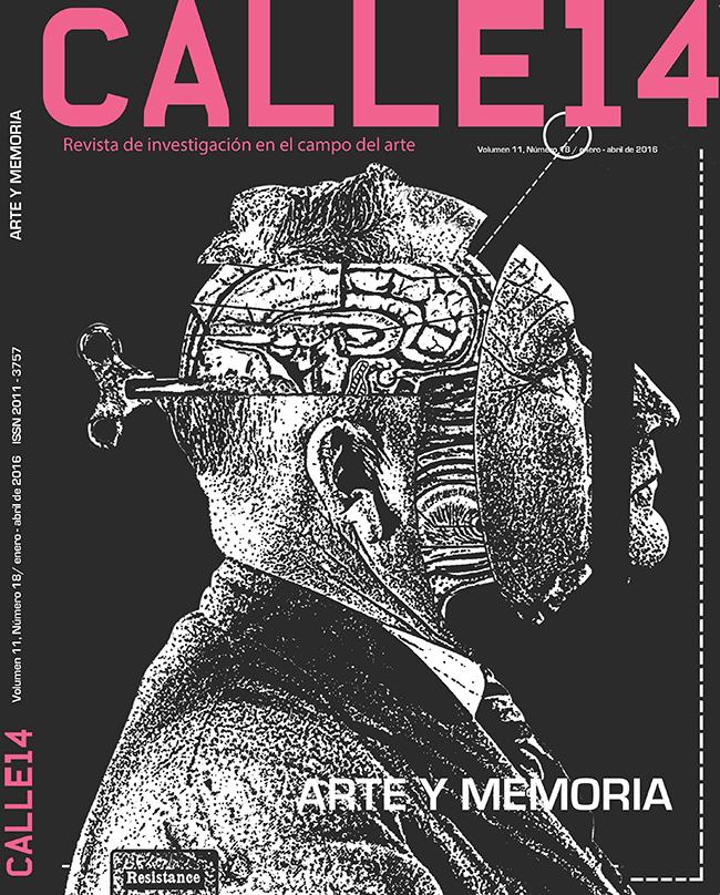 Ver Vol. 11 Núm. 18 (2016): Arte y memoria